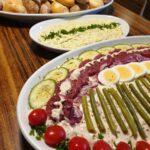 Brood en salade