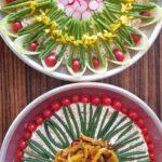 Rundvleessalade en huzarensalade